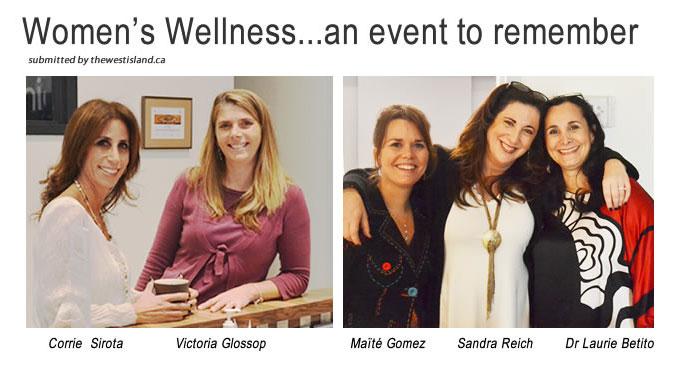 Women's Wellness… an event to remember